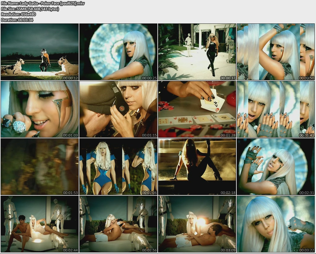 lady-gaga-poker-face-video