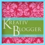 Premio Kreativ Blogger (actualizado)