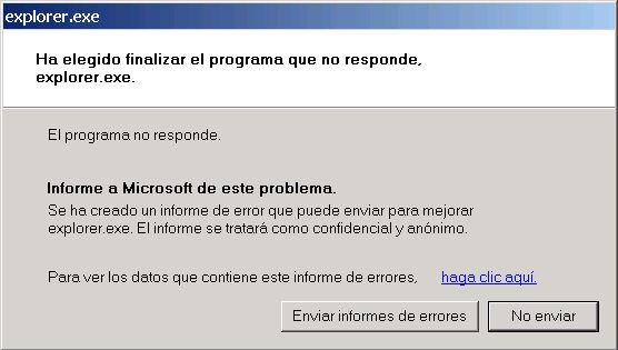 error-windows-explorer-enviar-microsoft