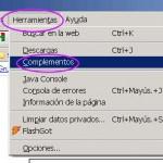 Firefox se cuelga al subir imágenes al blog