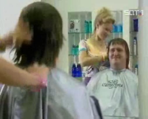 obscenidades peluqueria