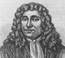 Antoine Van Leeuwenhoek (1632-1723)