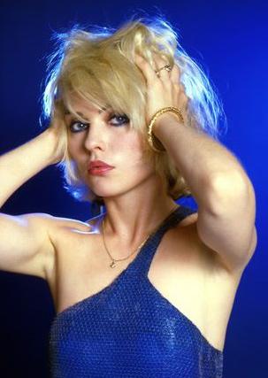 Debbie harry deborah blondie
