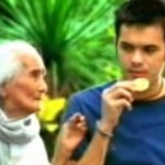 Comercial filipino de galletas