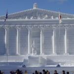 Construcciones de hielo