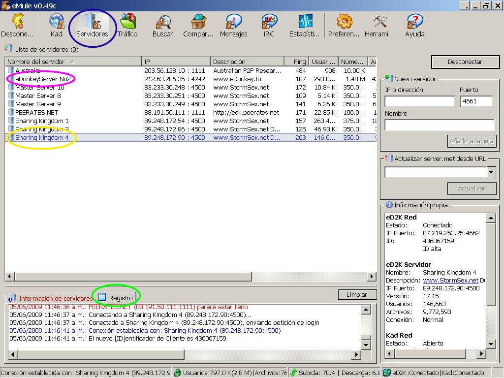 emule-servidores-busquedas