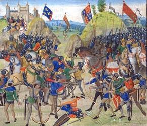 guerra cien anos