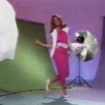 Moda de los 80 a través de un video