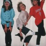 moda decada 80