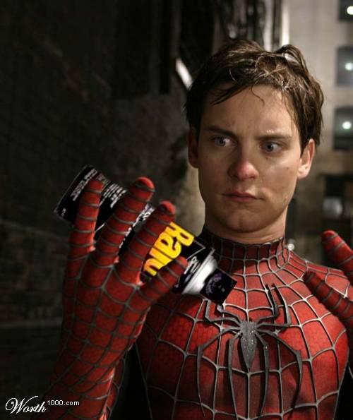 montajes cine spiderman raid