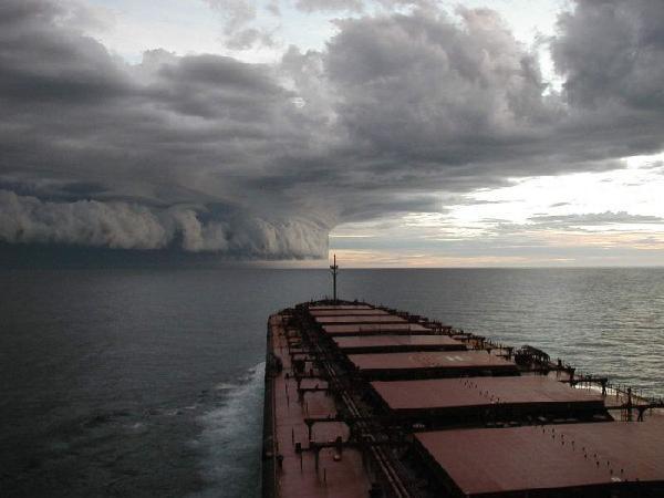 naturaleza huracan isabel