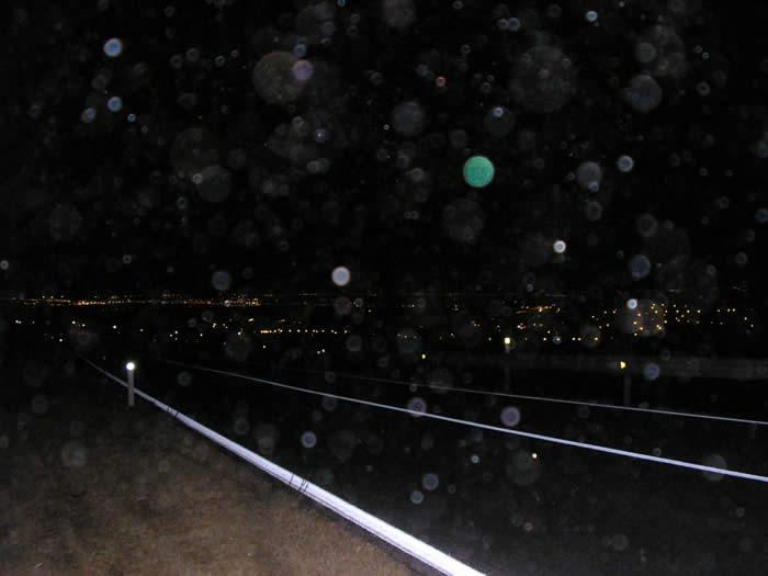 orbes noche foto