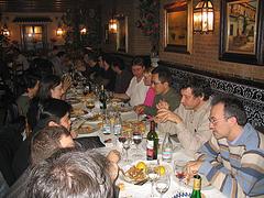 supersticiones comida mesa