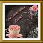 "Premio ""One Lovely Blog Award"""