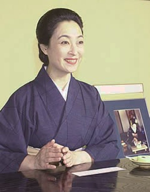 Mineko Iwasaki geiko maiko geisha 0