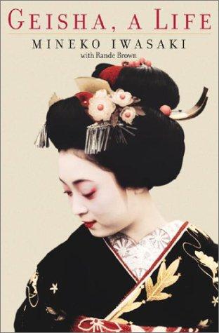 Mineko Iwasaki geiko maiko geisha a life