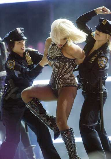MuchMusic_Video_Awards_Canada_policia