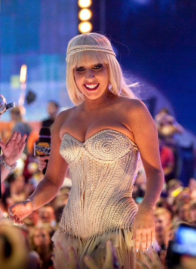 Much_Music_Video_Awards_Canada lady_gaga premio pasarela