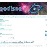 Nuevo diseño de Blogodisea