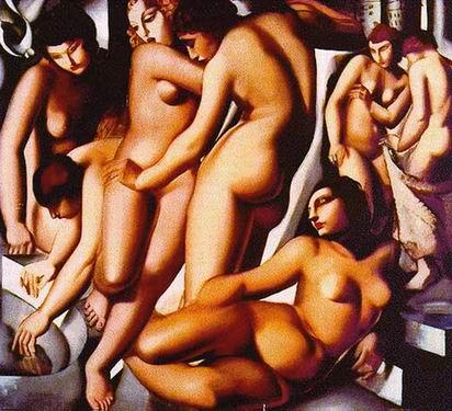 femmes-au-bain_1929