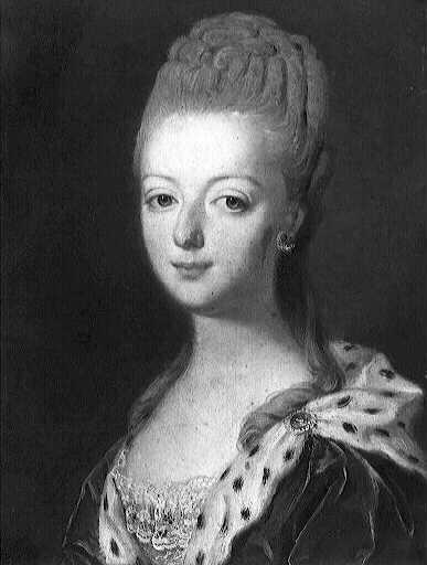siglo xviii francia maria marie antonieta antoniette