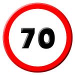 """Carta de un automovilista """"flasheado"""" a 250 km/h en una vía limitada a 70"""