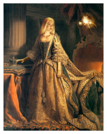 Howard David Johnson Queen-Cinderella-Posters