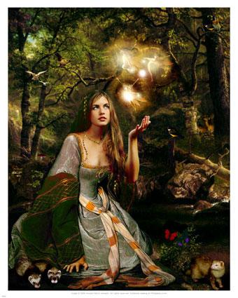 Howard David Johnson Sleeping-Beauty-Posters