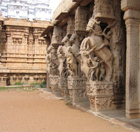 Sri Ranganathaswamy templo india 7