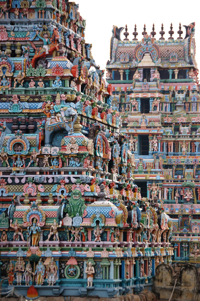 Sri Ranganathaswamy templo india 89