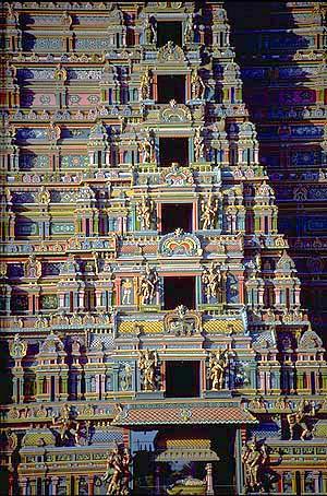 Sri Ranganathaswamy templo india ramanuja brahman