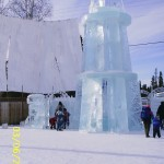 Cómo se hacen las figuras y esculturas de hielo