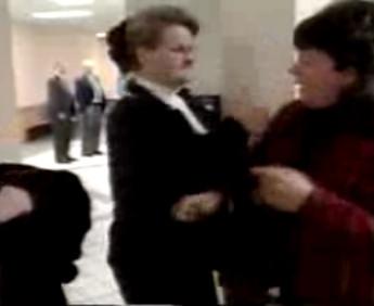lady punch profesora madre