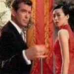 Anuncio VISA con Pierce Brosnan y Zhang Ziyi