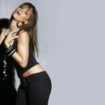Fotos de Rihanna en su primera etapa