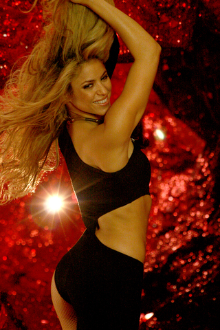 shakira she wolf loba video 1