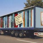 Camiones: publicidad con arte