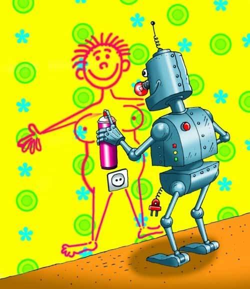 fantasias-robot
