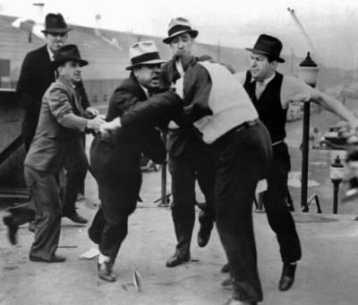 ford violencia 1937
