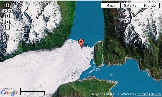 glaciar-google