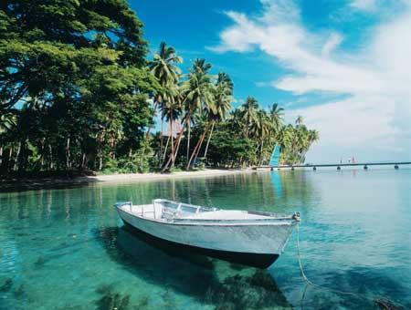 islas desconocidas