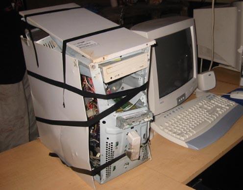 ordenador roto