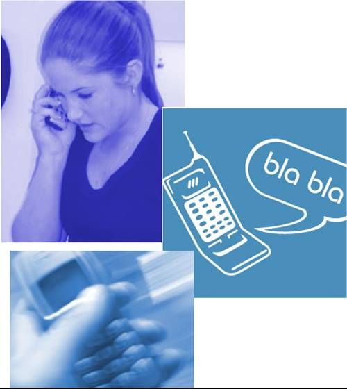 telefono bla bla