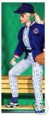 barbie deportista beisbol