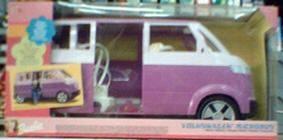 barbie furgoneta ken