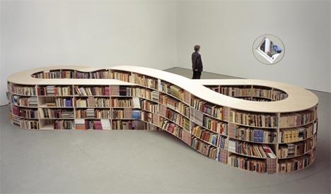 biblioteca interminable