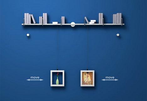 estanteria balacin libros equilibrio