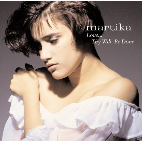 martika love thy will be done sencillo