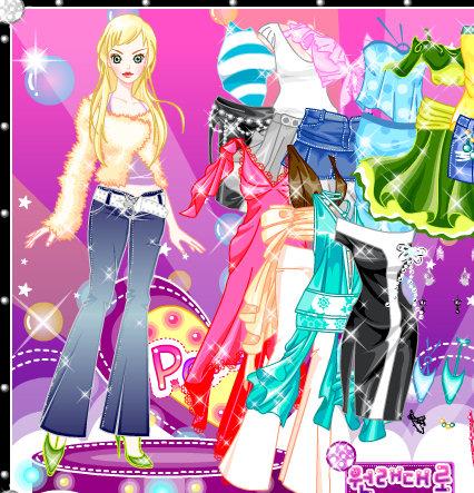 Moda y diseño para la chica de fiesta