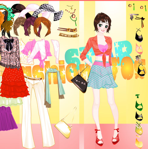 Moda y diseños Fashion Star
